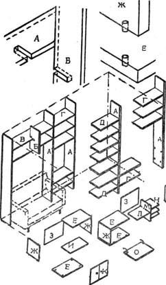 Схема сборки письменного стола фото 246
